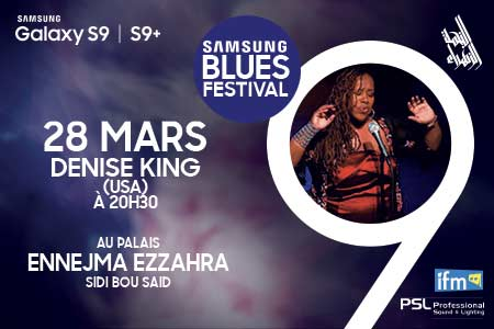 Denise King and Gas Blues Band