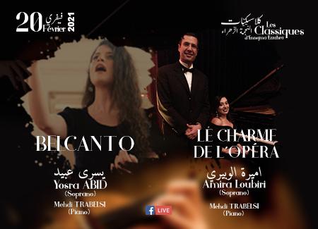 Belcanto - Le Charme de l'Opéra