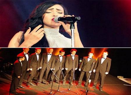 Rakia Nasr (Tunisie) - Octaviens (Allemagne)