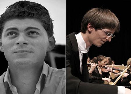 Riadh Larous ( Tunisie) - Florian Feilmair (Autriche)