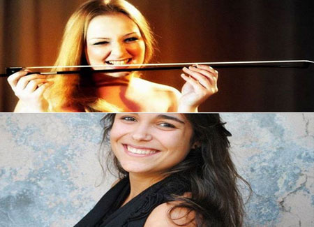 Maria Meireles (Portugal) - Anna Buda (Pologne)