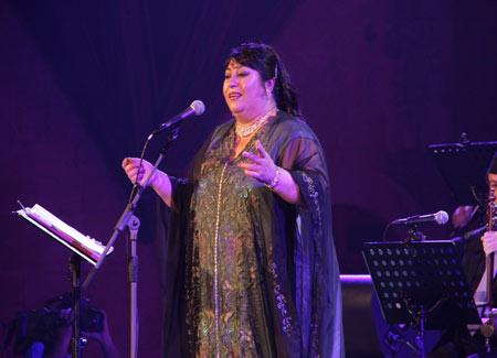Farida Mohamed Ali - Mûsîqât 2015